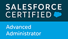 Certified Salesforce Advanced Administrator