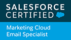 Certified Salesforce Marketing Cloud Email Specialist
