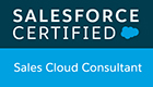 Certified Salesforce Sales Cloud Consultant