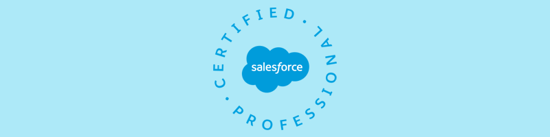 Certified Salesforce Professional