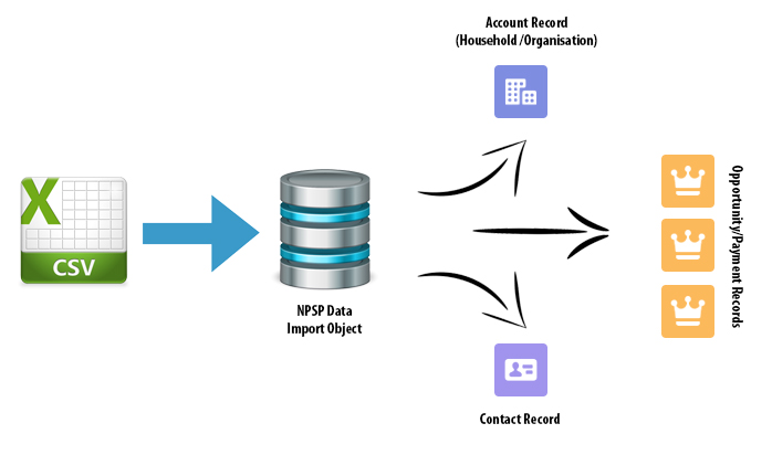 Salesforce NPSP Data Import Tool