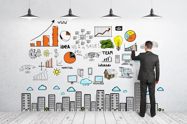 Strategy Ideas Whiteboard 640x425pxl