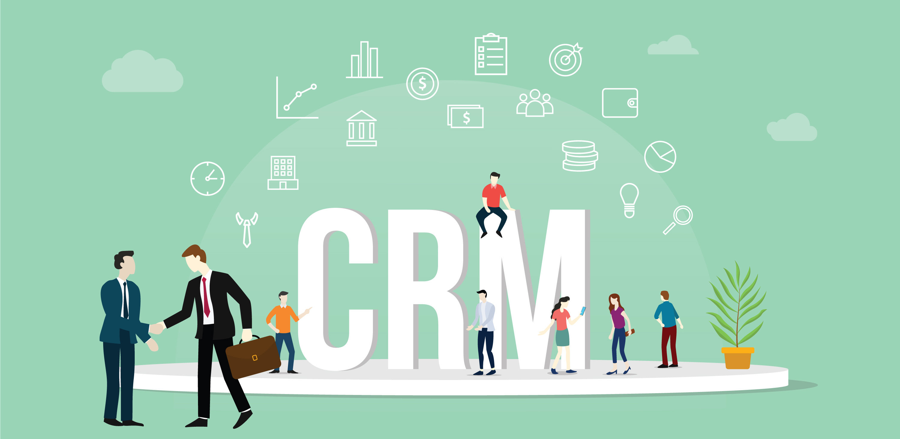 Choosing a new CRM - Salesforce