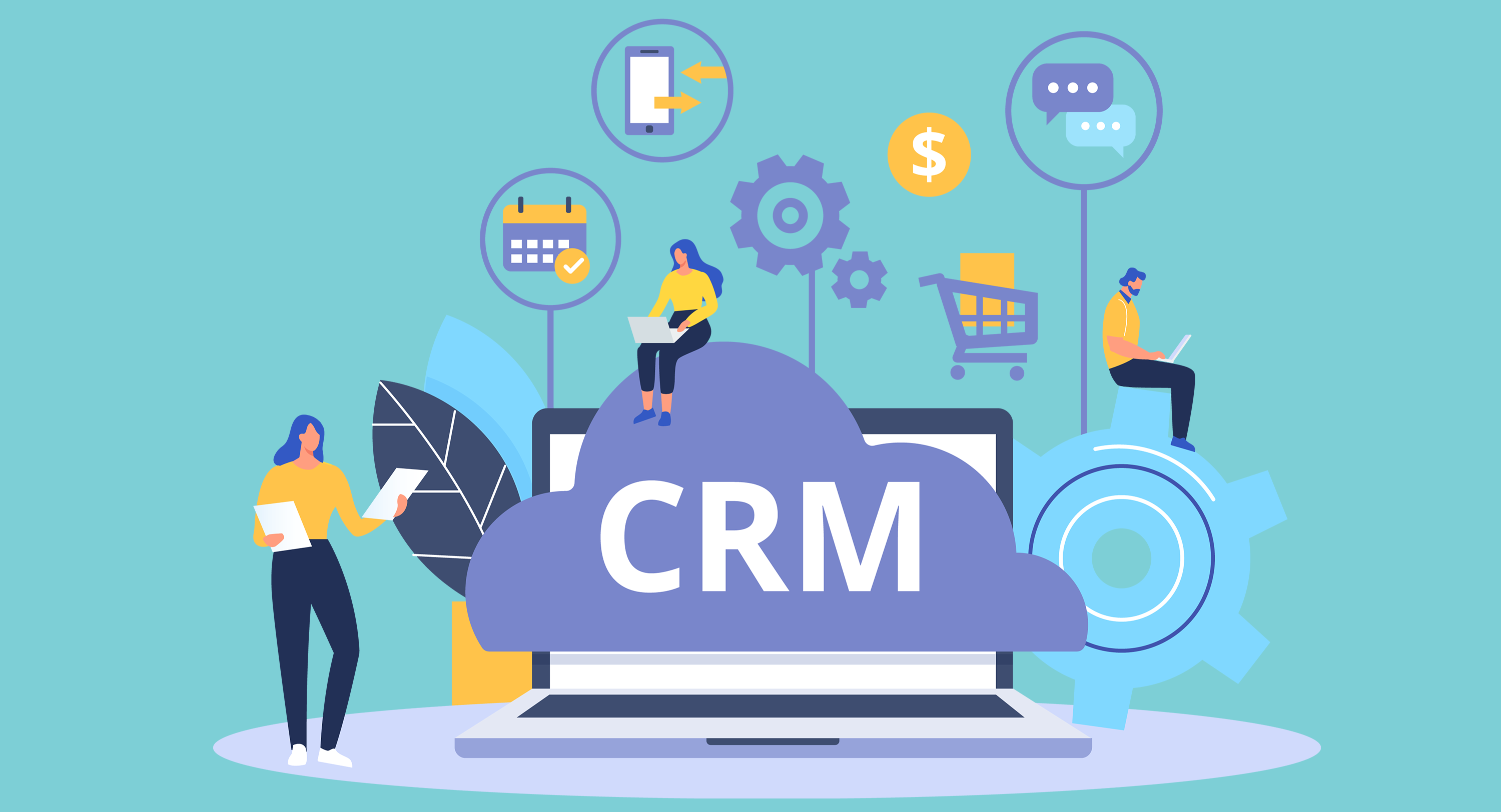 Choose a new CRM - Salesforce