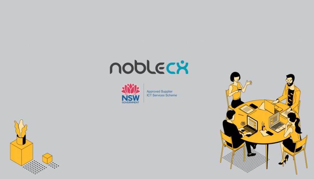 NSW Government - ICT Provider